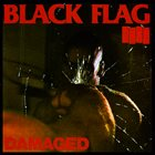 BLACK FLAG Damaged album cover