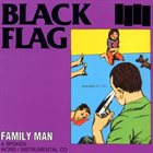 BLACK FLAG Family Man album cover