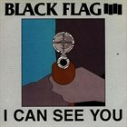 BLACK FLAG I Can See You album cover