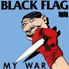 BLACK FLAG My War album cover