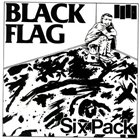 BLACK FLAG Six Pack album cover