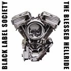 BLACK LABEL SOCIETY The Blessed Hellride album cover