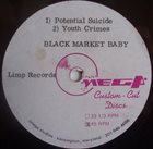 BLACK MARKET BABY Black Market Baby / The Nurses  album cover