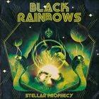 BLACK RAINBOWS Stellar Prophecy album cover