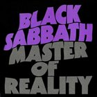 BLACK SABBATH Master Of Reality album cover