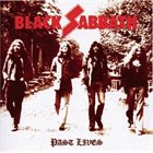 BLACK SABBATH Past Lives album cover