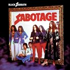 BLACK SABBATH — Sabotage album cover