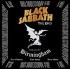 BLACK SABBATH The End: 4 February 2017 Birmingham album cover
