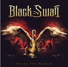 BLACK SWAN Shake the World album cover