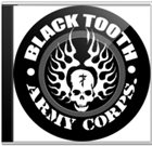BLACK TOOTH Black Tooth / Army Corps album cover