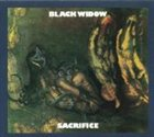 BLACK WIDOW Sacrifice album cover