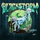 BLACKSTORM The Darkness Is Getting Closer album cover