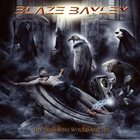 BLAZE BAYLEY The Man Who Would Not Die album cover
