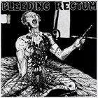 BLEEDING RECTUM Banish The Shitbreed album cover