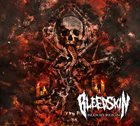 BLEEDSKIN Blood Reign album cover