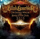 BLIND GUARDIAN The Sacred Worlds and Songs Divine Tour 2010 album cover