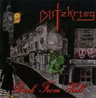 BLITZKRIEG Back From Hell album cover