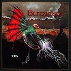 BLITZKRIEG Ten album cover