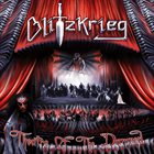 BLITZKRIEG Theatre Of The Damned album cover