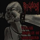 BLOODBOMB Vulgar Display of Goregrind album cover