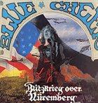 BLUE CHEER Blitzkrieg Over Nüremberg album cover