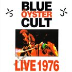 BLUE ÖYSTER CULT Live 1976 album cover