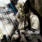 BLUEROSE Darkness And Light album cover