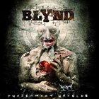 BLYND Punishment Unfolds album cover