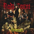 BODY COUNT — Manslaughter album cover