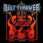 BOLT THROWER Cenotaph album cover