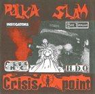 BOLT THROWER Polka Slam / Crisis Point album cover