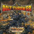 BOLT THROWER Realm of Chaos: Slaves to Darkness album cover