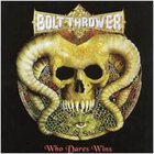 BOLT THROWER Spearhead album cover