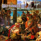 BOLT THROWER The IVth Crusade album cover