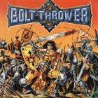BOLT THROWER War Master album cover