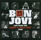 BON JOVI Live From The Have A Nice Day Tour album cover