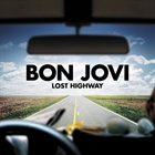 BON JOVI Lost Highway album cover