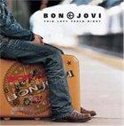 BON JOVI This Left Feels Right album cover