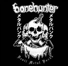 BONEHUNTER Devil Metal Punks album cover