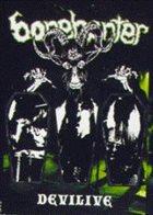 BONEHUNTER Devilive album cover
