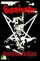 BONEHUNTER Devilsweatlive album cover