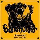 BONEHUNTER Rabid Sonic Fire album cover