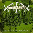 BONEHUNTER Sex & Necromancy album cover