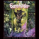 BONEHUNTER Sexual Panic Human Machine album cover