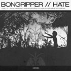 BONGRIPPER Bongripper //  Hate album cover