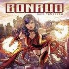 BONRUD — Save Tomorrow album cover