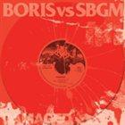 BORIS Damaged album cover