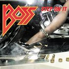 BOSS Step On It album cover