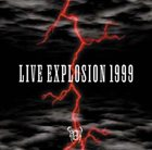 BOW WOW Live Explosion 1999 album cover