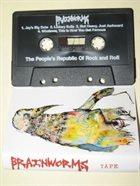 BRAINWORMS Tape album cover